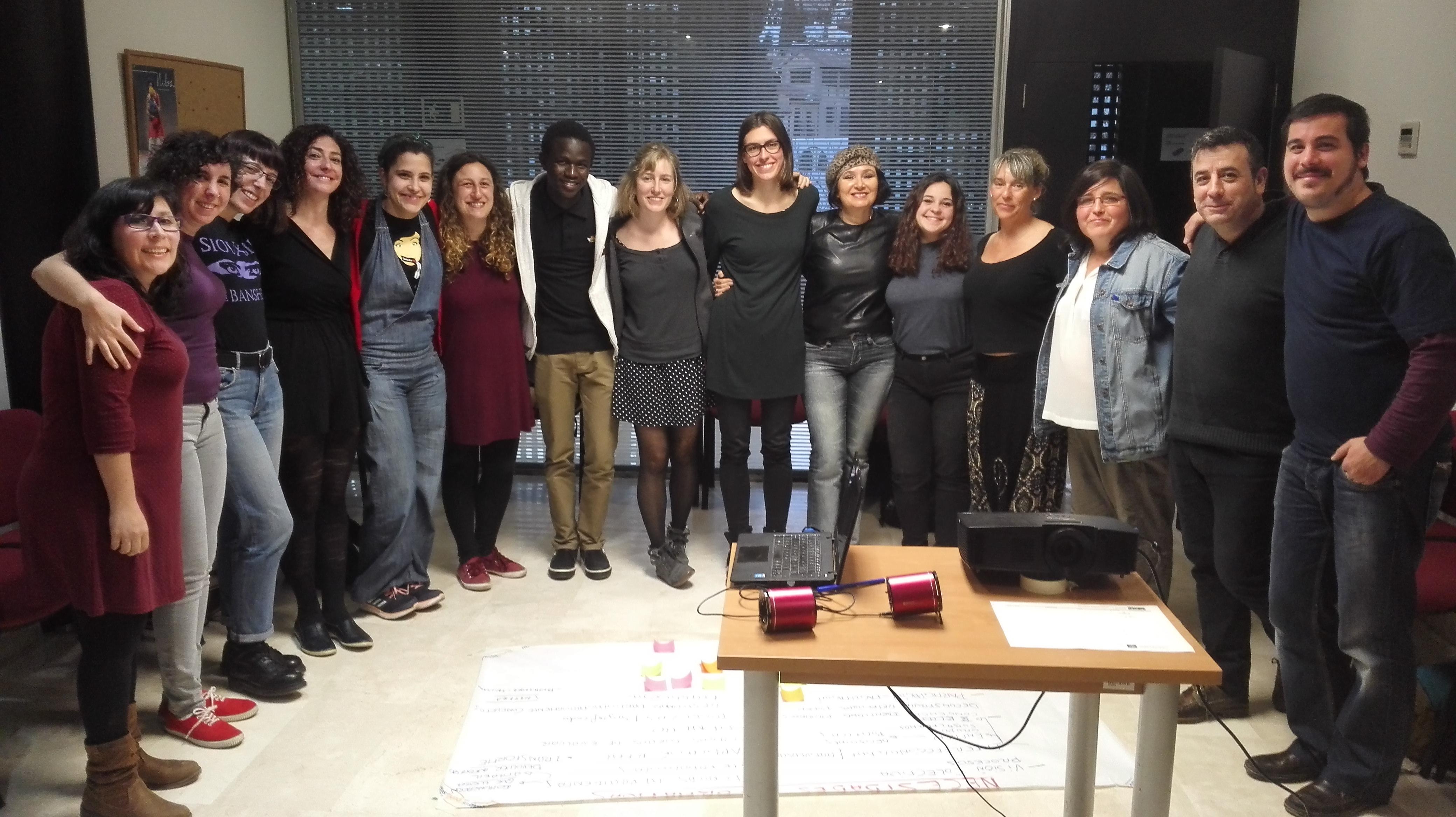 Curso herramientas participativas PASOS