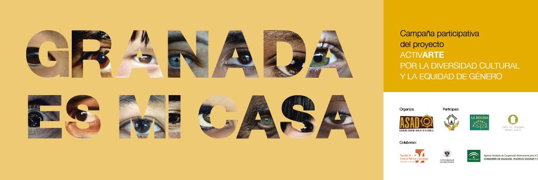 Todas las actividades de la campaña participativa #GranadaEsMiCasa