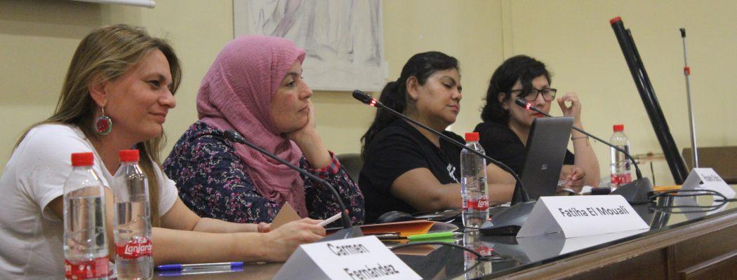 """Vídeos de las conferencias """"Feminismos desde la diversidad cultural"""""""