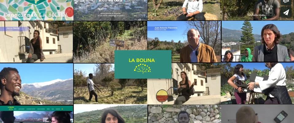Comunicar para convivir, vídeo proyecto La Bolina
