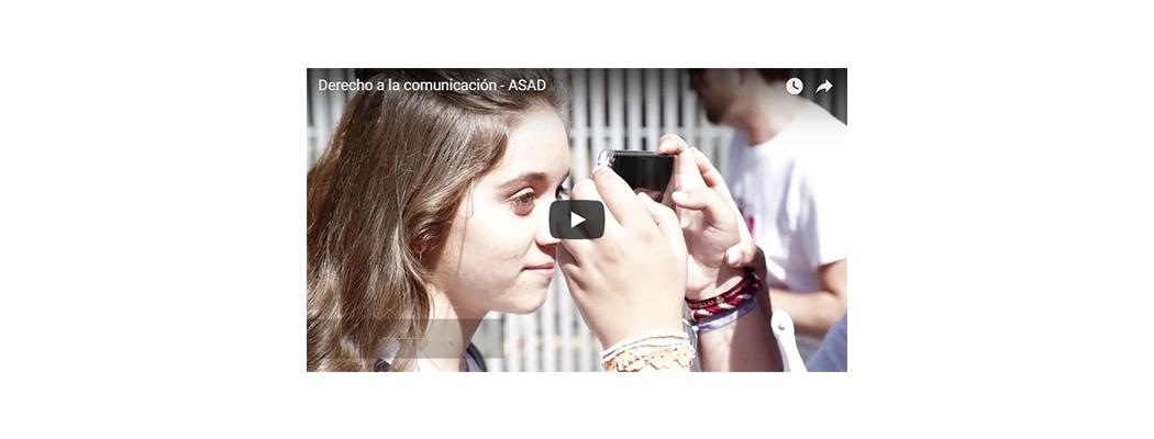 Audiovisuales destacados de ASAD
