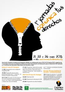 cartel-jornadas-comunica-tus-derechos